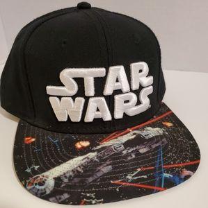 Star Wars baseball cap EUC (like new)